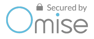 secured by omise
